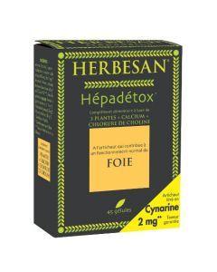 Herbesan Hépadétox - 45 Gel