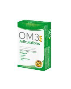 OM3 Articulations - 15 Capsules + 15 Gélules