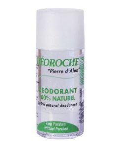 Déoroche Déodorant 100% Naturel Pierre d'Alun Stick 100g