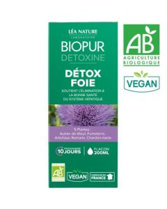 Biopur Détoxine Cocktail Détox Foie 200ml
