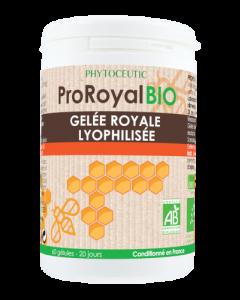 Phytoceutic Proroyal Bio Gelée Royale Lyophilisée 60 Gélules