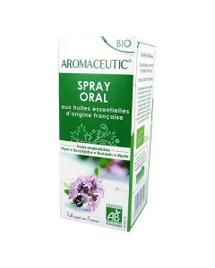 Aromaceutic Spray Oral Bio 15ml