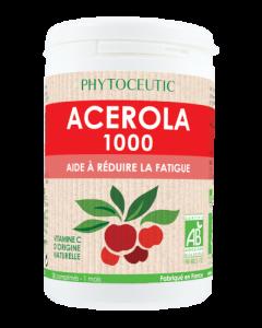 Pyhtoceutic Acérola 1000mg Bio 28 Comprimés