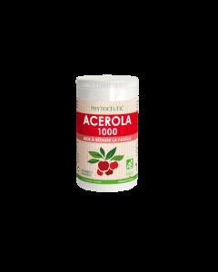 Pyhtoceutic Acérola Bio 75 Comprimés