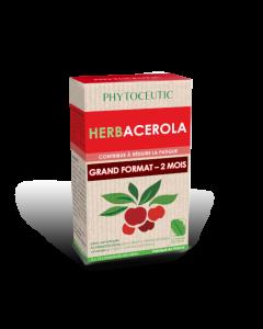 Phytoceutic Herbacérola 2000mg 2 Tubes de 15 Comprimés