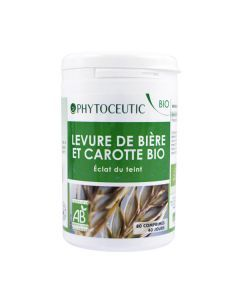Phytoceutic Levure de Bière Bio 80 Comprimés