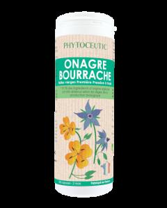 Phytoceutic Onagre/Bourrache Bio 180 Capsules