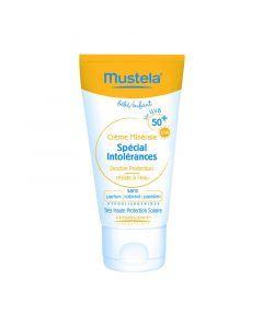 Mustela Crème Minérale Special Intolérances SPF 50