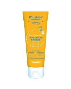Mustela Crème solaire protectrice bébé enfant SPF 50+ 75ml