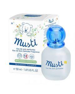 Mustela Musti Eau de Soin Parfumée 50ml