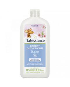 Natessance Baby Liniment Oléo-Calcaire Bio 500ml