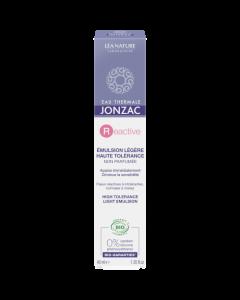 Jonzac Émulsion Légère Haute Tolérance Sans Parfum 40ml
