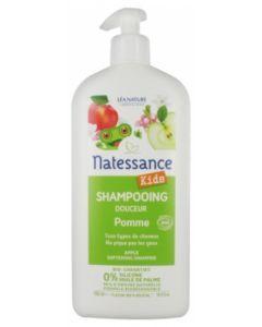 Natessance Kids Shampoing Douceur Pomme Bio 500ml