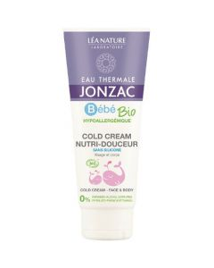 Jonzac Cold Cream Nutri-Douceur 100 ml
