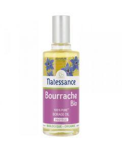 Natessance Huile de Bourrache Bio 50ml