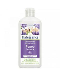 Natessance Shampoing Protecteur Papoo Lavande Bio 250ml