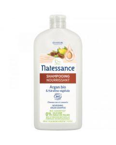 Natessance Shampooing Nourrissant Argan Bio 500ml