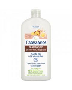 Natessance Shampoing Ultra-Nourrissant Karité Bio 500ml