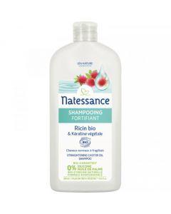 Natessance shampoing Fortifiant Ricin Bio 500ml
