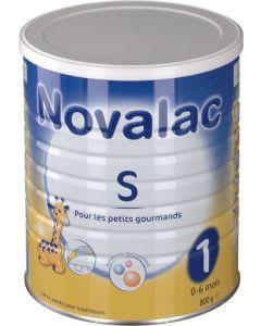 Novalac S 1 de 0 à 6 mois 800g