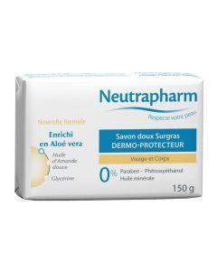 Neutrapharm Savon Surgras Dermo-protecteur 150g