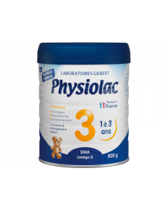 Physiolac 3 800g