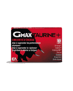 EAFIT Gmax Taurine 30 Ampoules