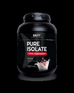Eafit Pure Isolate Fruits rouges 750g
