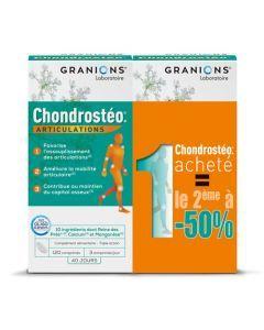 Granions Chondrostéo + Articulations 2x120 comprimés