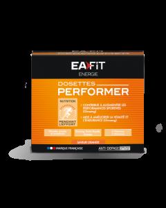 Eafit Dosette Performer Orange - Pack 10 dosettes