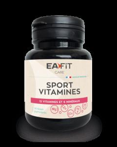 Eafit Sport Vitamines 60 gélules