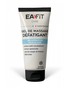 Eafit Gel de massage Défatiguant 75ml