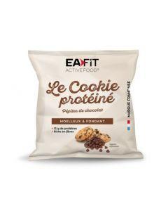 Eafit Le Cookie Protéiné Pépites de Chocolat 50 g