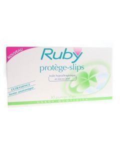 Ruby Extramince Protège-slips Micro-aéré 30 Protège-slips