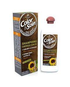 3 Chênes Color et Soin Shampooing Cheveux Colorés Foncés 250ml