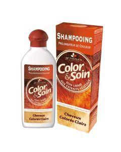 3 Chênes Color & Soin Shampooing Cheveux Colorés Clairs 250ml