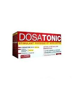 3 Chênes Pharma Dosatonic Stimulant Physique 10 Doses