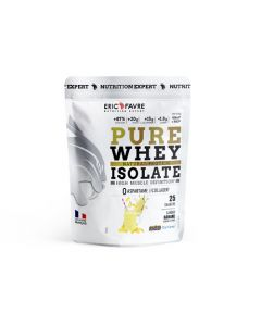 Éric Favre Pure 100% Isolate Banane 750g