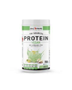 Éric Favre protéines Vegan Pistache 750g