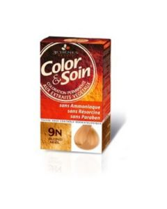 3 Chênes Color & Soin Coloration 9n Blond Miel 135ml