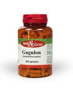Nat&Form Gugulon 200 Gélules
