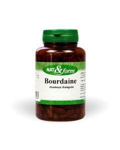 Nat&Form Bourdaine 120 Gélules