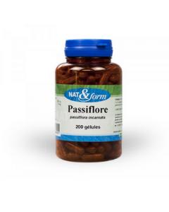Nat&form Passiflore 200 Gélules