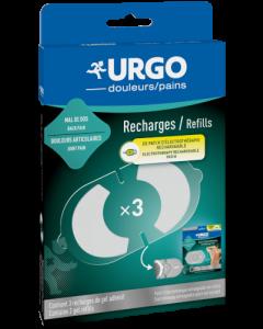 Urgo Recharges pour Patch Electrothérapie 3 recharges