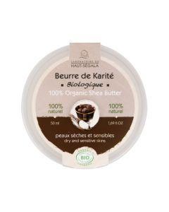 Haut-Ségala Beurre Karité Bio 50ml