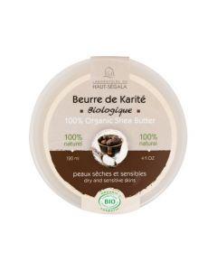 Haut-Ségala Beurre de Karité Bio 120ml