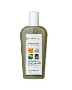 Dermaclay Bio Capilargil shampoing Traitant Régénérateur 250ml
