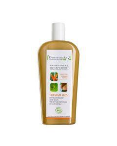 Dermaclay Bio Capilargil shampoing à l'Argile Jaune Cheveux Secs 400ml
