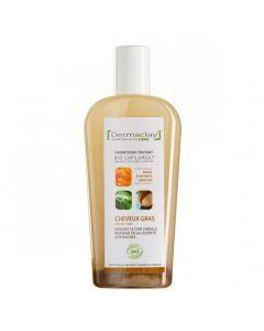 Dermaclay Bio Capilargil Shampooing Cheveux Gras 250ml