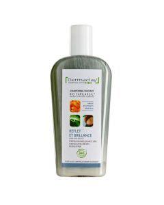 Dermaclay Bio Capilargil Shampooing Traitant Cheveux Reflet Brillance 250ml